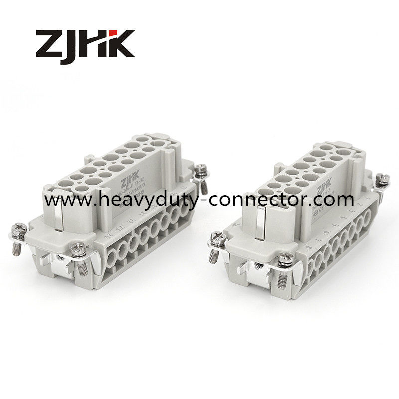 He 32B Size 032 Pin Female Connectors Match With  Han E 32 Sti S 32 Pin Cable Connector
