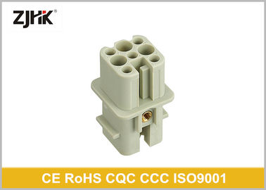 HD 7 Pin Heavy Duty Multi Connector    replace Harting  industrial  connector