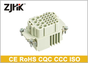 HK - 008 / 024 Heavy Duty Wire Connector With Combination Insert 16A + 10A