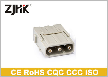 09140032701 40 Amp Axial Han Heavy Duty Electrical Connector 09140032601