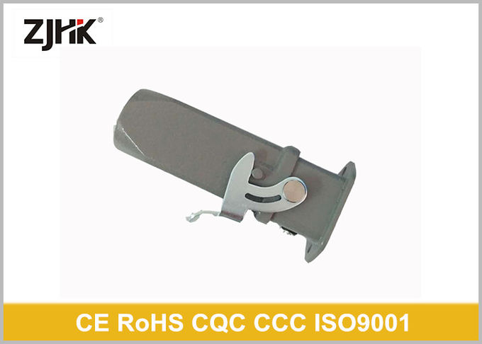 3 Pin Male Quick Lock Termination Heavy Duty Connector 09 20 003 2633 For Extrusion Equipment